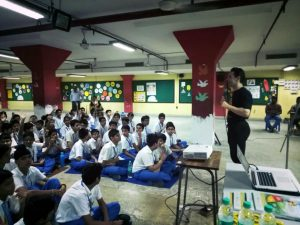health superheroes school story telling (1)