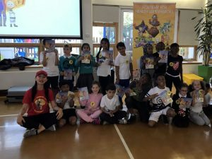 health superheroes school story telling (2)