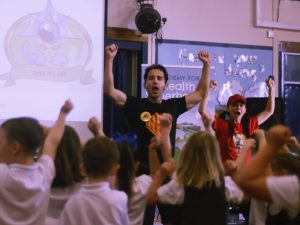 health superheroes school story telling (4)